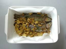 cuisiner une truite comment cuisiner la truite recette minceur garantie