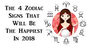 zodiac signs the 4 zodiac signs that will be the happiest in 2018 davidwolfe com