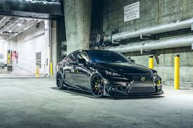 black lexus 2016 lexus is350 fitted with 20 inch bd11 u0027s in gloss black