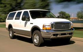 2004 ford excursion information and photos zombiedrive