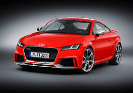 audi tt rs coupe 2016 photos parkers