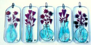 s day decorations 2015 handcrafted fused glass designs