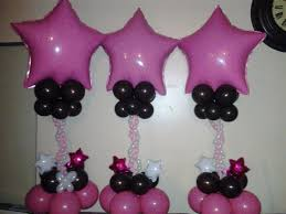 239 best balloons centerpieces images on pinterest balloon