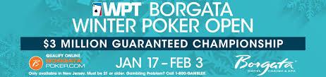 borgata winter open borgata hotel casino spa