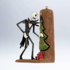 hallmark 2012 sneaks a peek ornament tim burton the nightmare