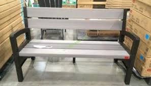 Keter Folding Bench Lifetime Products Convertible Bench U2013 Costcochaser