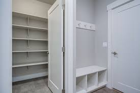 L Bracket Bookshelf Mud Room With High Ceiling U0026 Built In Bookshelf In Boise Id