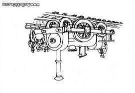 locomotive coloring pages hellokids