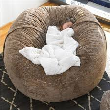 living room magnificent giant bean bag replacement covers lila