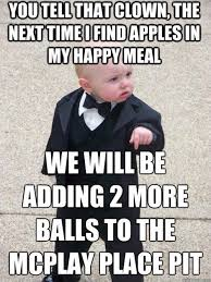 Baby Godfather Memes - 11 best godfather baby memes images on pinterest ha ha so funny