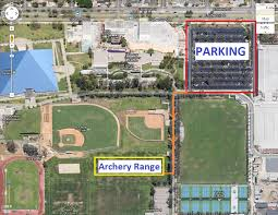 Csulb Campus Map Register Now For 2013 Ca State Championships U2013 Olympic Archery In