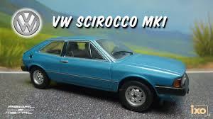 volkswagen hatchback 1980 1980 vw scirocco mk1 by ixo review youtube