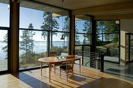 cool whidbey island cabin design by chesmorebuck architecture