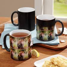 Color Changing Mugs by Personalized Multi Photo Color Changing Mug Ceramic Walmart Com