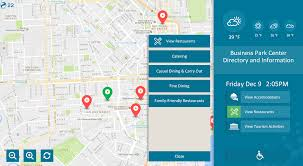 Ccu Campus Map Wayfinding Digital Signage For Colleges Digital Signage