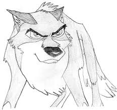 balto coloring pages angry balto by bitten2007 on deviantart