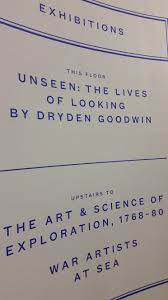 unseen the lives of looking by dryden goodwin u2013 the queen u0027s house