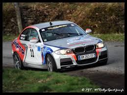 Gérard MARIE Copilote Brigitte BOUTHIER Voiture BMW 135 i GT10 - wtrs-p69