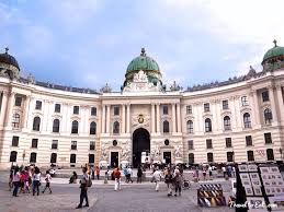 hofburg palace vienna travel to eat