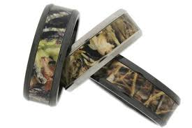 camo mens wedding band mens wedding bands
