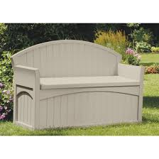toomax santorini xl rattan plastic garden bench storage pertaining