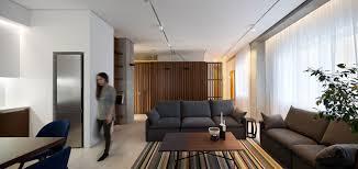 elegant minimalist apartment in dnepropetrovsk ukraine by nott