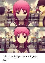 Angel Beats Memes - 25 best memes about anime angel beats anime angel beats memes