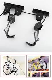 Racor Pbh 1r Ceiling Mounted Bike Lift by Ceiling Mounted Garage Bike Lift Bicycle Hoist Cycling
