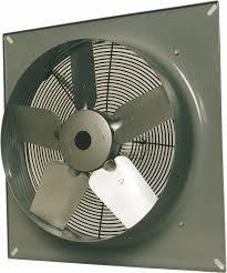 ventilateur axial extracteur professionnel en aluminium jm