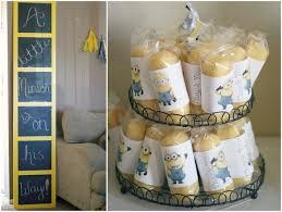 minion baby shower ideas 17 best minion baby shower ideas images on birthdays