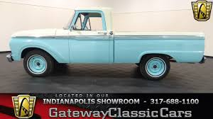 1965 ford f100 gateway classic cars indianapolis 334 ndy