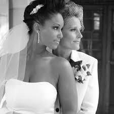 Interacial Lesbians - hot cute real lesbian weddings