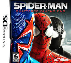 amazon com spider man shattered dimensions nintendo ds video