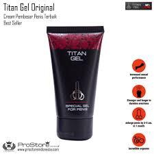 titan gel original obat oles pembesar penis terbaik dan cepat asli
