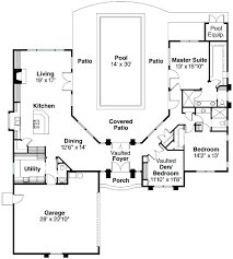 house plans with indoor pool home plans with indoor pool pleasant ranch house plans with indoor