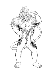 kids fun 29 coloring pages wizard oz