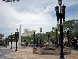 Arecibo Light Arecibo Puerto Rico Centro Urbano Plaza Plaza De Arec U2026 Flickr