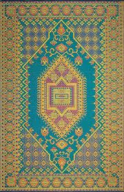 Recycled Outdoor Rug by Amazon Com Mad Mats Oriental Turkish Indoor Outdoor Floor Mat 4