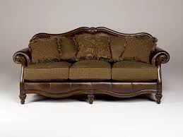 antique sofa set designs ashley furniture claremore antique sofa the classy home