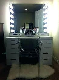 black makeup desk with drawers black makeup table paulineganty com