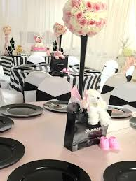 chanel baby shower modern chic chanel baby shower bags baby shower