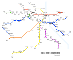 Prague Subway Map by Route Maps Chasing The Metro
