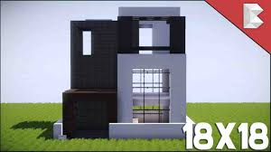 how to build a small modern house simple modern house minecraft spurinteractive com