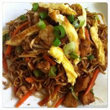 cuisine mauricienne chinoise mine frit mauricien nouilles sautées petits coins de réconfort