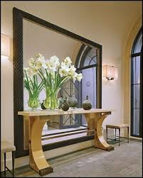 Entry Console Table With Mirror Best 25 Entry Hall Ideas On Pinterest Foyer Ideas Entrance