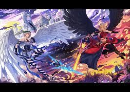 anime wallpapers girls sword fighting ryuuzaki itsu 1064155 zerochan anime pictures group