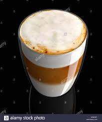 nice coffee cup with fresh coffee isolated stock photo royalty