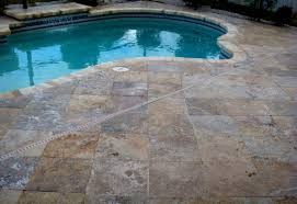 charming ideas outdoor travertine tile fancy design outdoor tiles