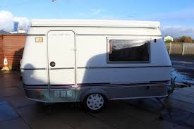 Eriba Awning Eriba Puck L With Mover And Awning For Sale In Southport Red
