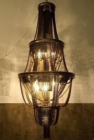 Diy Chandelier Lamp Diy Chandelier Face Off Lamps Com